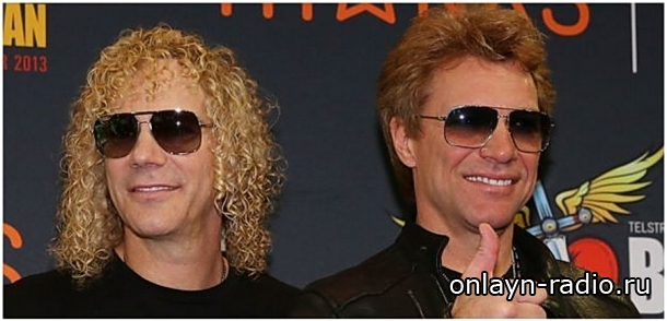 Bon Jovi и David Bryan больны короновирусом