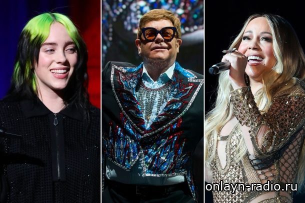 Элтон Джон организовывает концерт из дома. Среди звезд, в частности, Мэрайя Кэри, Алиша Киз, Билли Эйлиш