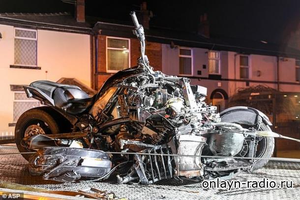 Багзи Мэлоун госпитализирован после серьезной аварии на мотоцикле в Манчестере