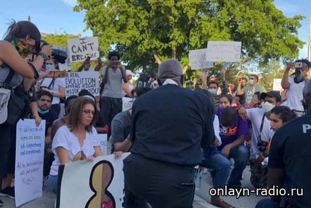 Бейонсе требует справедливости для погибшего от рук полиции