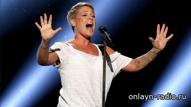 Певица Pink делает пожертвование в защиту темнокожих