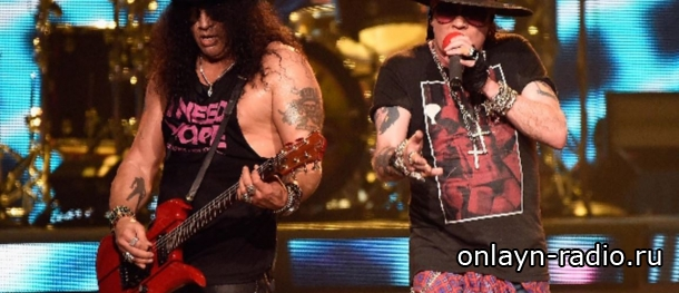 Guns N ' Roses поделились выступлением с Download Festival 2018 (видео)