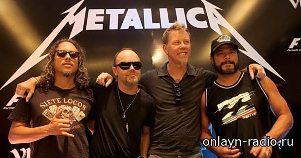 Metallica возвращается на сцену. Первый концерт еще в августе 2020