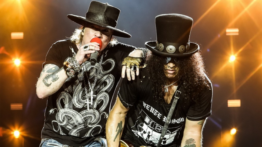 Guns N' Roses выпустит новое издание. Поклонники могут чувствовать себя разочарованными